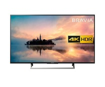"""Etiqueta: Televisión Sony 65"""" KD65XE7096 - Ultra HD, Android TV, HDR, Triluminos, ClearAudio+"""